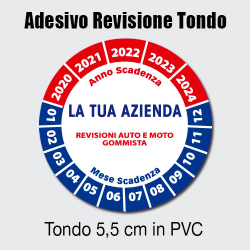 Adesivi-Revisione-Tondo