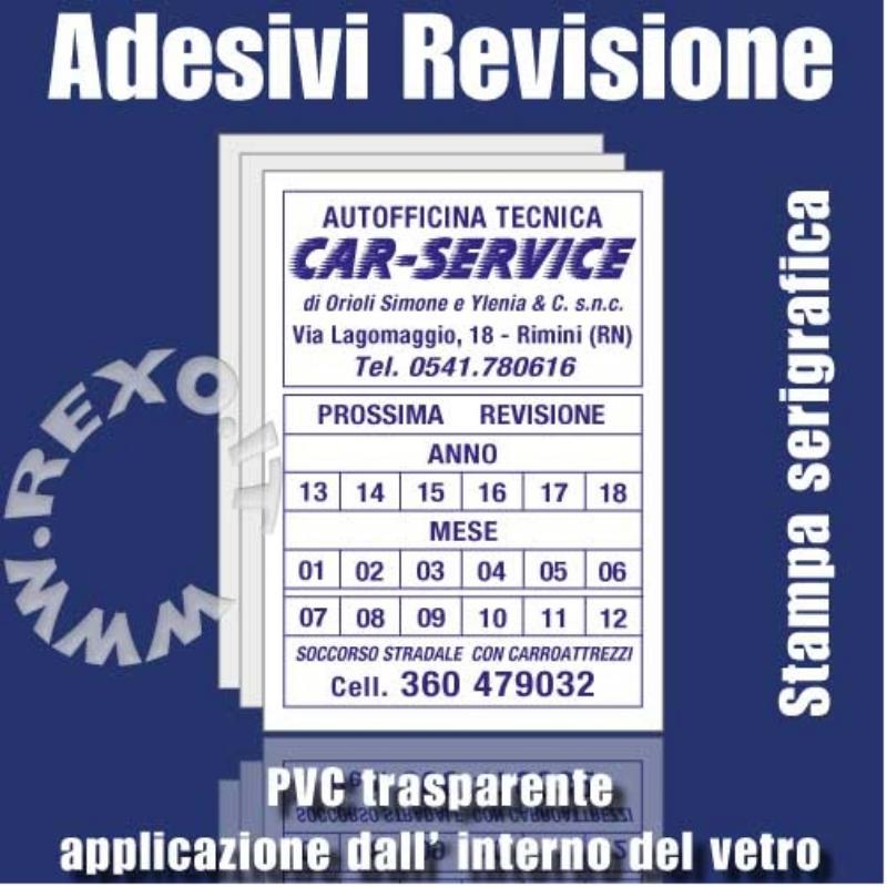 Adesivo-trasparente-Revisione-Auto