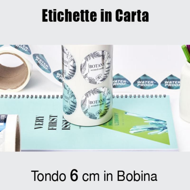 Etichette-in-Carta,-Tondo-6-cm